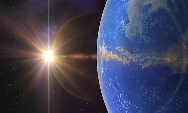 Avaruus tapetti maa tila