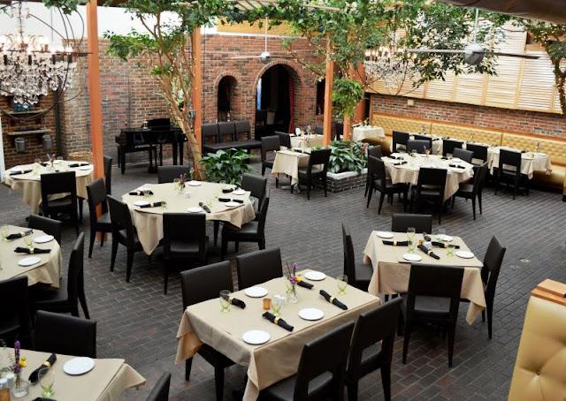 Restaurante Park Plaza Gardens em Orlando