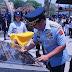 Panglima TNI Resmikan Monumen Pesawat AS-202 Bravo LM - 2017