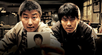 Film Korea Terbaik Masuk Box Office MEMORIES OF MURDER (2003)