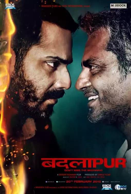 Badlapur (2015) Hindi Movie Blu-rip 480p 720p