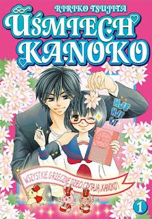 Uśmiech Kanoko #1 - Ririko Tsujita