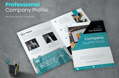 contoh company profile yang menarik