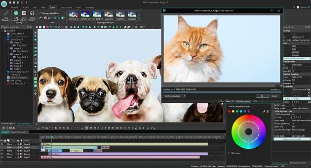 أفضل 8 برامج مجانية لتحرير الفيديوهات للكمبيوتر بنظام ويندوز