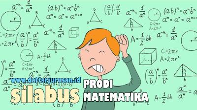 Mata Kuliah Yang Dipelajari Pada Matematika