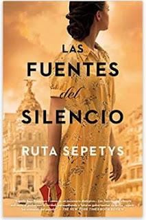 «Las fuentes del silencio» de Ruta Sepetys