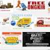 8 Toko online dengan free ongkos kirim   Indonesia