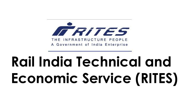 RITES Jobs Recruitment 2020 - General Manager Posts
