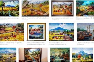 galeri lukisan online post image