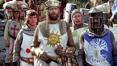 فيلم Monty Python and the Holy Grail