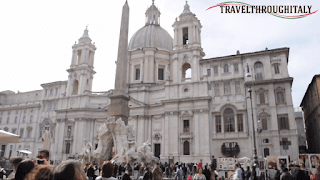 Free tour por Roma plaza navona