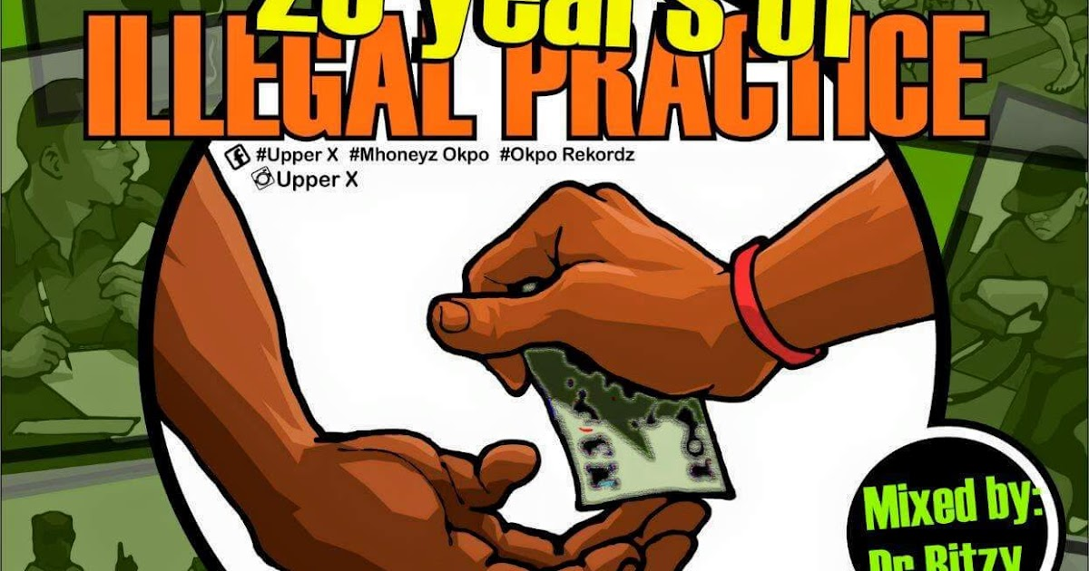 MUSIC ALERT!!!] 25 YEARS OF ILLEGAL PRACTICE BY OKPO REKORDZ