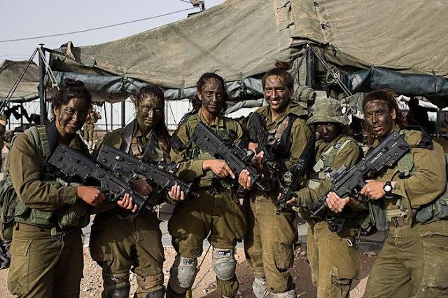 SADIS! Pasukan Elit Wanita Israel Tertawa-Tawa Tembak Mati Remaja Palestina yang Sedang Main Bola