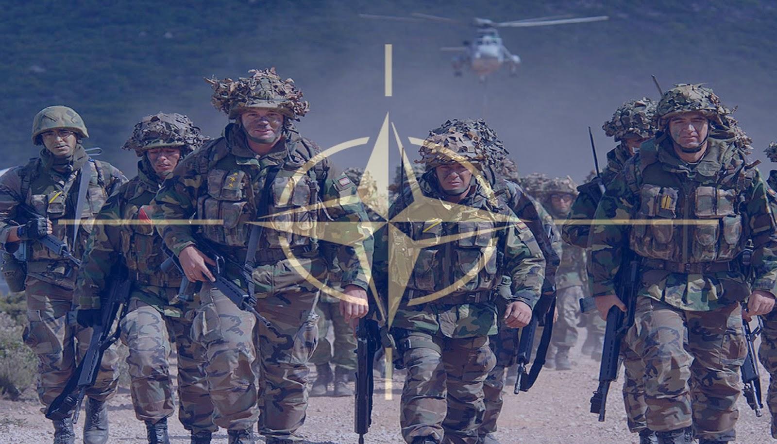 NATO akan Ambil Peran di Irak