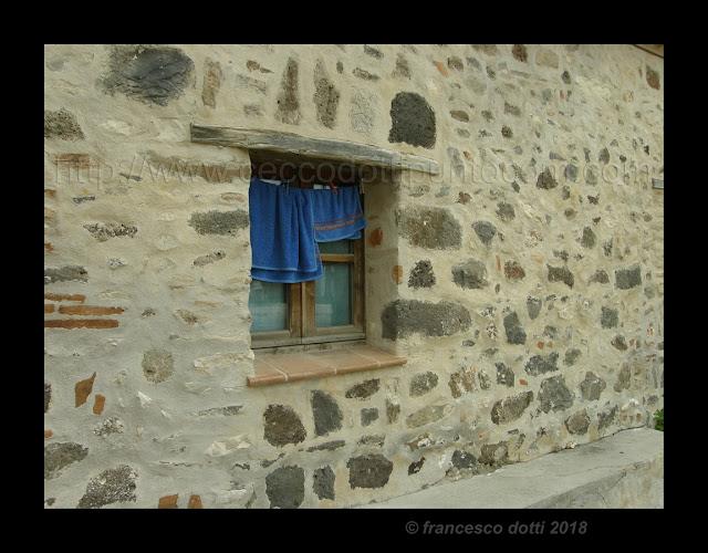 Orosei - finestra