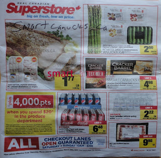 Big on fresh, low on price Real Canadian Superstore March 23 to 29 2017