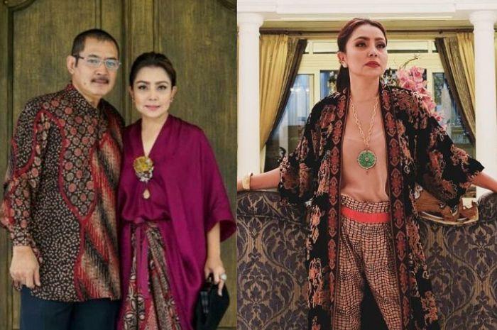 Bambang Trihatmodjo dan Mayangsari. Instagram @mayangsari_official