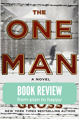 In The One Man, Andrew Gross tells the story of the United States government's efforts to rescue one man from Auschwitz so that he can help them win the race for an atomic bomb. This falls into the genre of a historical thriller and the novel is full of intrigue and suspense.