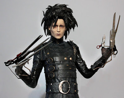 Edward Scissorhands della Hollywood Collectibles