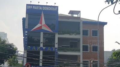 Siap-siap, Kantor DPP Partai Demokrat Akan Direbut Paksa Kubu Moeldoko