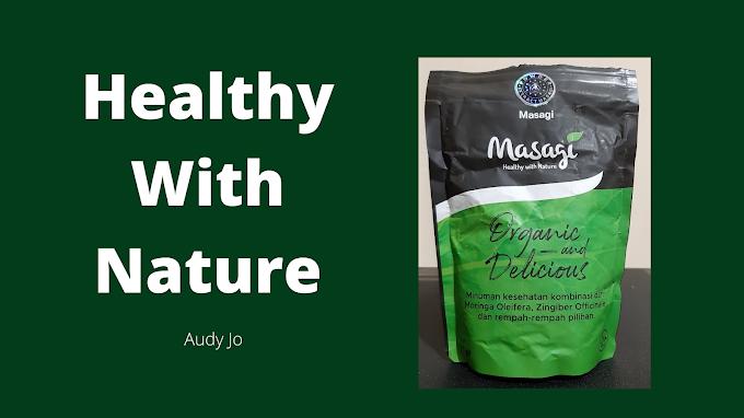 Masagi Healthy with Nature. Pankreas Sehat