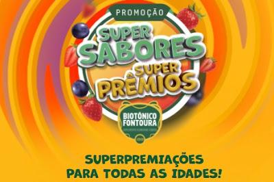 Cadastrar Promoção Biotônico 2021 Super Sabores Super Prêmios
