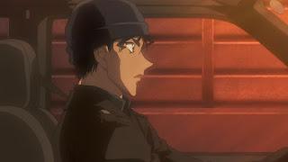 名探偵コナン 劇場版 | 赤井秀一 Akai Shuichi CV. 池田秀一 | Detective Conan Movies | Hello Anime !