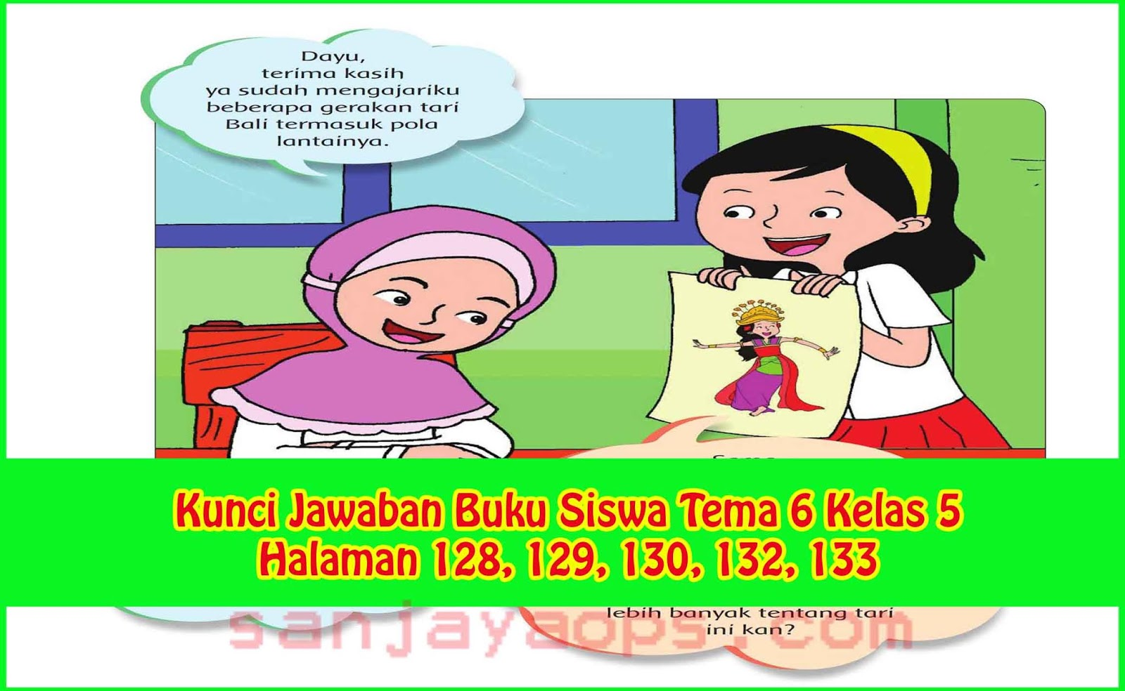 Kunci Jawaban Buku Bahasa Jawa Kelas 5 Kurikulum 2013 ...
