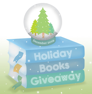 holiday books giveaway