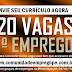 COBRADOR PRIMEIRO EMPREGO, 20 VAGAS PARA EMPRESA DE TRANSPORTE COLETIVO