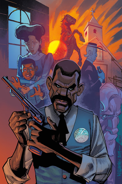 Bass Reeves Comic Book
