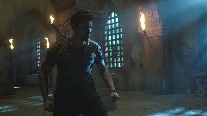 Обзор фильма «Джиу-джитсу: Битва за Землю»  - Американские ниндзя против пришельца - 01