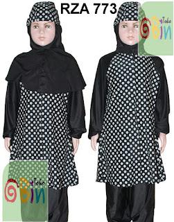 baju renang muslim RZA 773