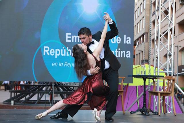 Finaliza en Ereván Semana del Tango Argentino 2019