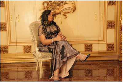 E-Money's Wife, Julie Looks  extral Elegant In Lovely Photo