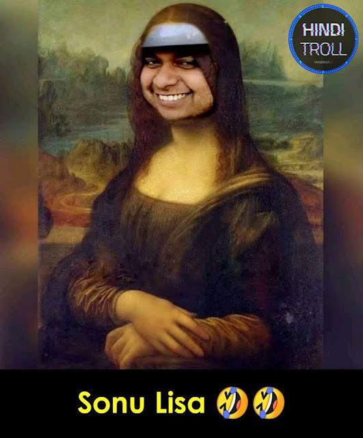 sonu Bhaiya Meme | Sonu Zomato Vs Monalisa Meme