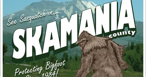 Bigfoot News | Bigfoot Lunch Club: Skamania Bigfoot Bash and Bounty