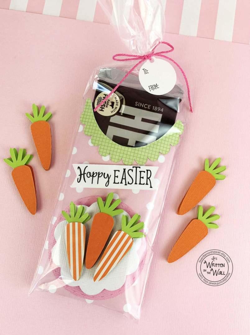 Hoppy Easter Candy Bar Wrappers