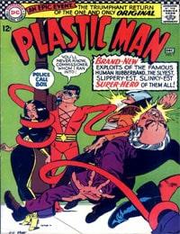 Plastic Man (1966)