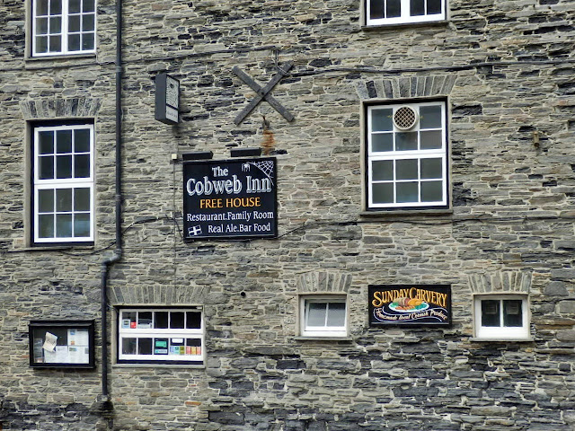 Cobweb Inn, Boscastle, Cornwall