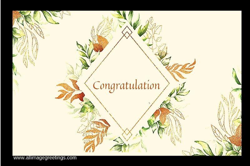 congratulations wish