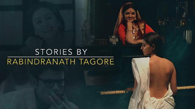 Hindi television web series Stories Rabindranath Tagore
