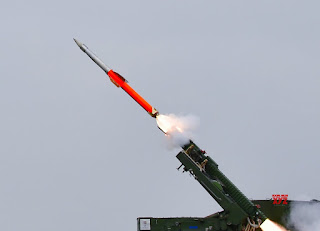 QRSAM Successfully Test Fired From Chandipur, Odisha