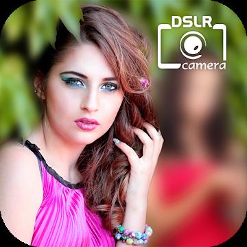 DSLR Camera Blur Background Bokeh Effects Photo PRO v2.5 APK