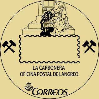 Matasellos turístico de Langreo