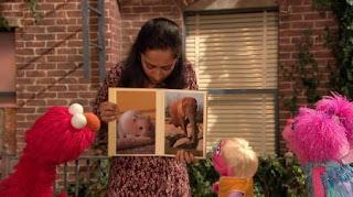 Elmo, Leela, Judy, Abby Cadabby, Sesame Street Episode 4419 Judy and the Beast season 44