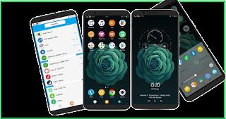 MUI Globe Tema Oppo A83, F5, A3S, A3, A5, F7 dan Realme