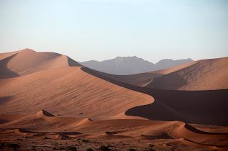 Desert of sand