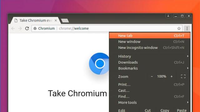 متصفح كروميوم chromium