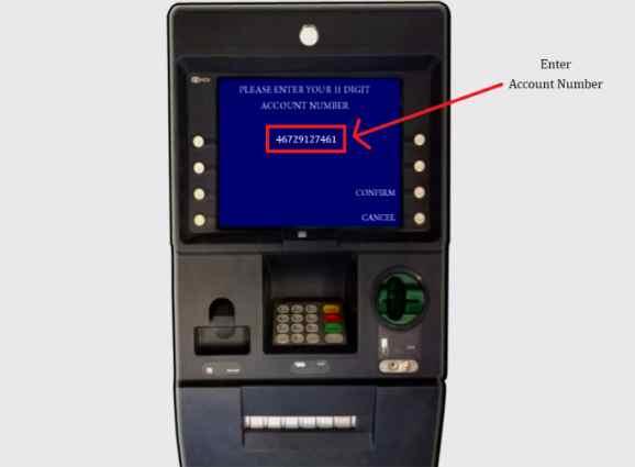 ATM se atm card ka pin kaise generate kare